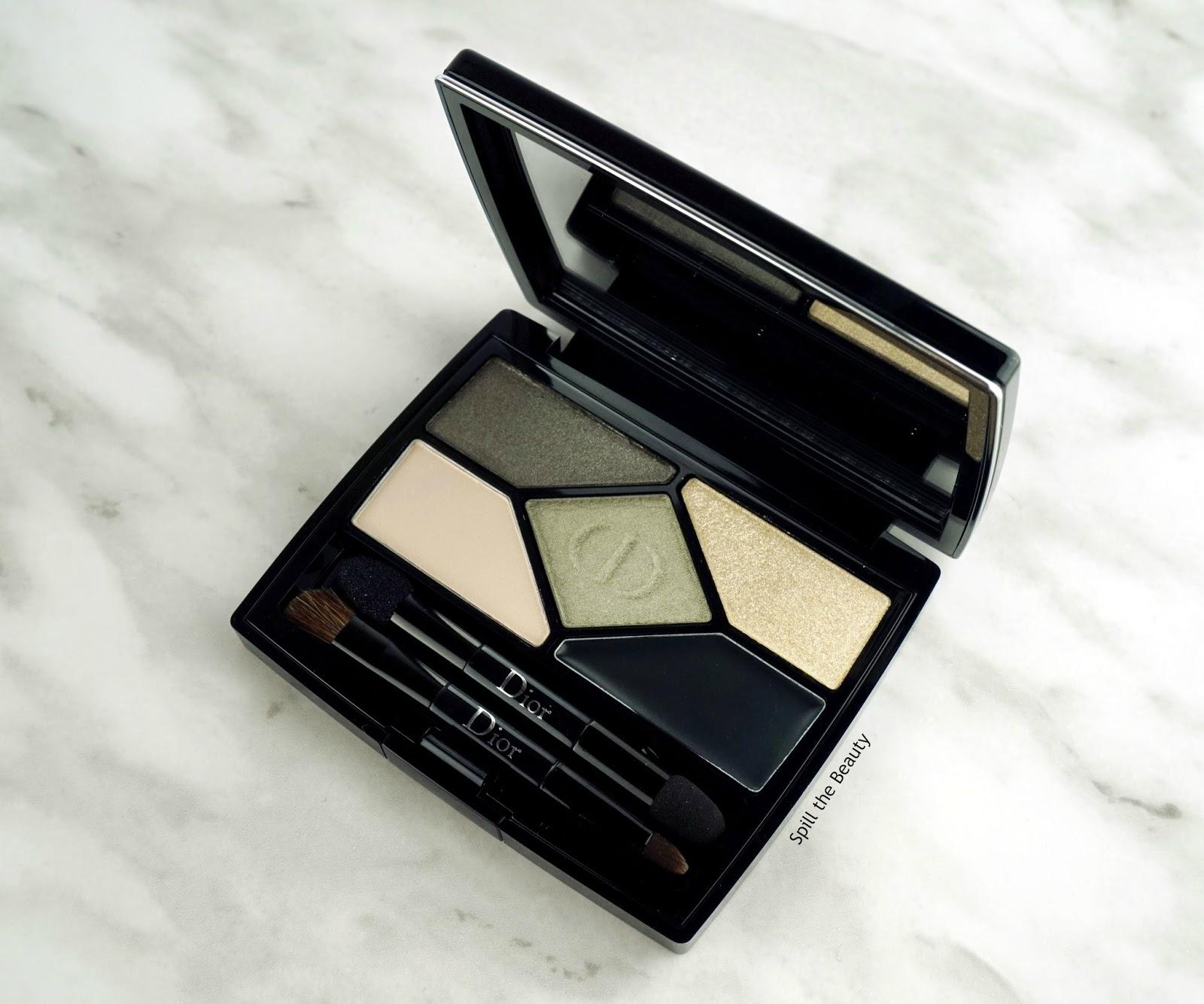 Dior 5 Couleurs Designer Palette in 'Khaki Design'