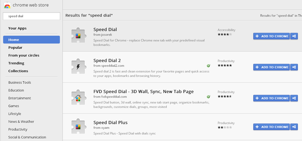 How To Customize, Edit, Add and Delete Google Chrome Thumbnails Using Speed Dial