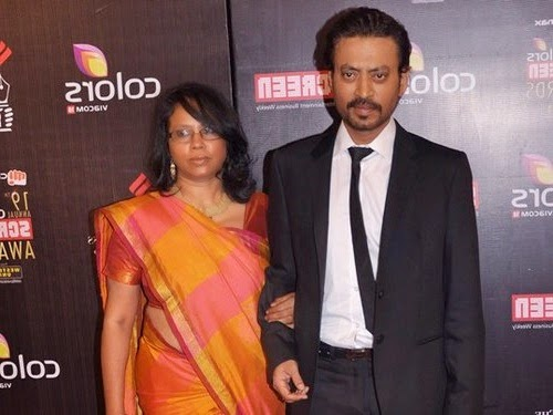 Irrfan-Khan Wife