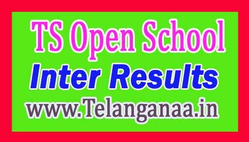 Telangana TS Open School (TOSS) Inter Results 2017