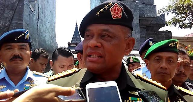 Wiranto Klarifikasi Pembelian untuk BIN Hanya 500 Senjata, Ini Tanggapan Panglima TNI