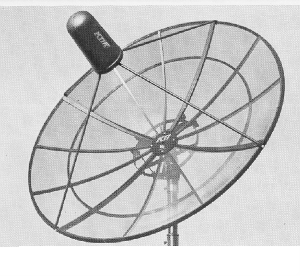 Buy C-Band 8ft Dish from New Delhi