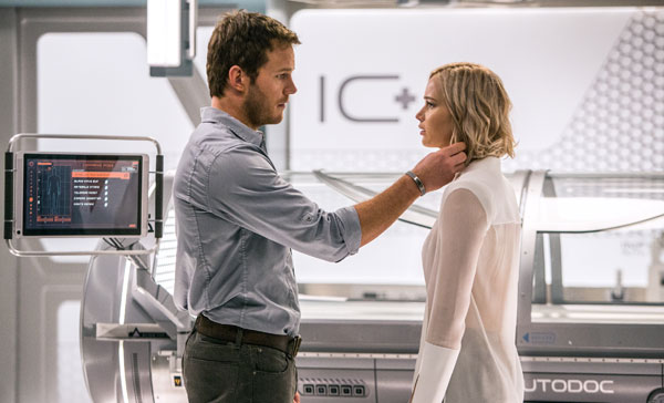 Review: PASSENGERS (2016)