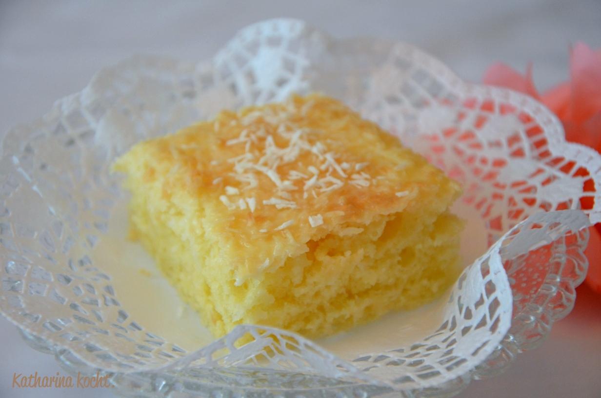 Kokos Buttermilch Kuchen Aka Schweinekuchen Katharina Kocht