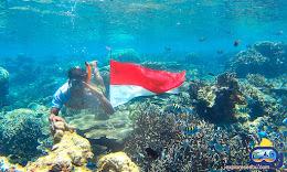 snorkeling paket wisata pulau kelapa kepulauan seribu utara jakarta
