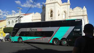 Empresa substitui ônibus universitário com agilidade em Picuí
