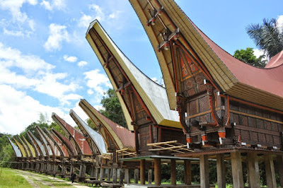 Tongkonan Sulawesi Selatan