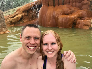 Central utah hot springs