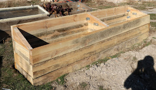 Another raised bed completed