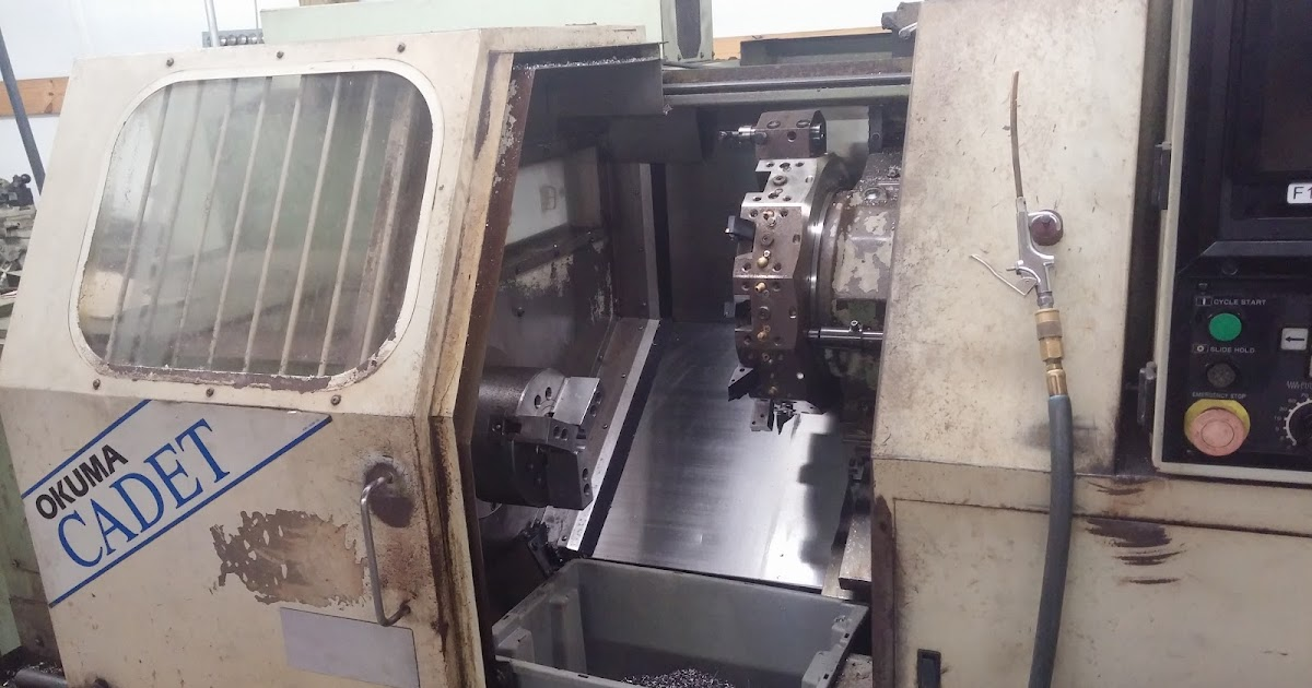 Barnett Machining Llc Machines