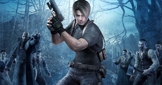 Resident Evil 4 v1.01 - Remasterizado HD - APK - DATA - Download