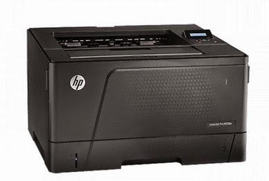 HP Laserjet Pro M706N Driver Download