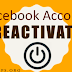 Activate Disabled Facebook Account