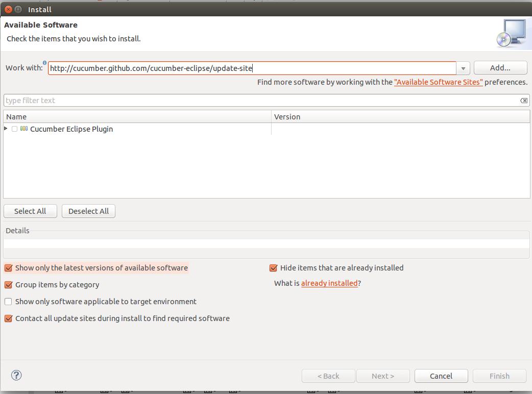 Seleniumworks: Cucumber BDD framework with Selenium WebDriver