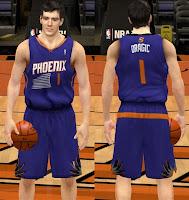 NBA 2k13 Phoenix Suns 2013-14 Jesey Patch