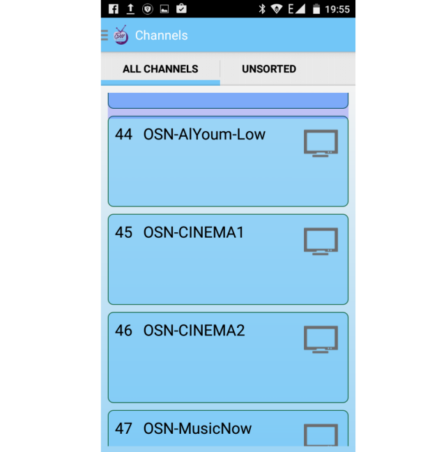 How to use ott player
