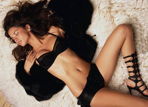 adriana lima artis tercantik wanita paling h0t dan seksi di dunia 2016 nomor 3