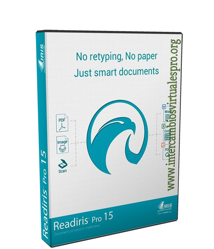 Readiris Pro 16.0.2 build 9592 poster box cover