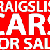 Craigslist Used Cars for Sale