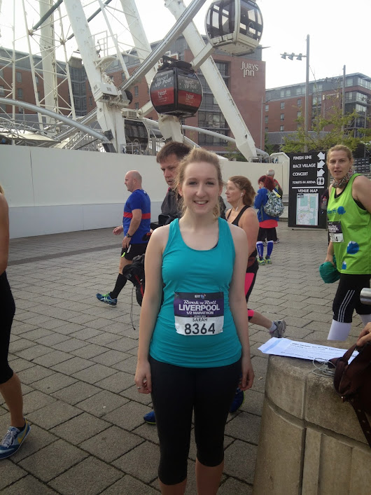 Liverpool Rock'n'Roll Half Marathon: 25rd May 2014