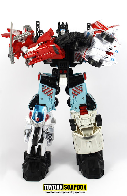 transformers defensor with groove