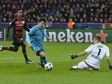 Bảng E Champions League: Barcelona cùng Roma bước tiếp