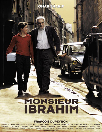 Ver El señor Ibrahim y las flores del Corán (2003) Online