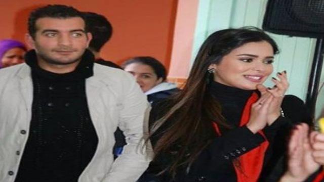 بالصور.. صفاء حبيركو بطلة مسلسل وعدي في أول ظهور لها رفقة خطيبها!