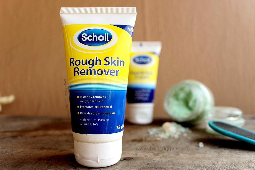 Scholl dry skin remover-5839