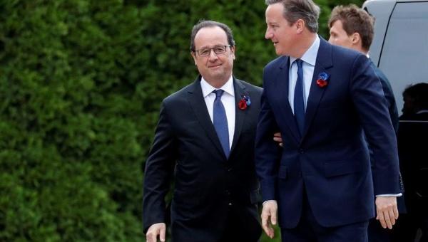 El brexit no puede ser anulado ni aplazado, dijo Hollande