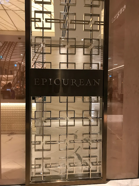 Epicurean, Burswood, Crown Towers