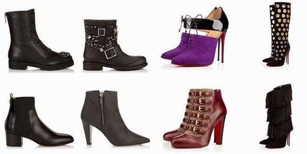Zimowy przegląd butów
