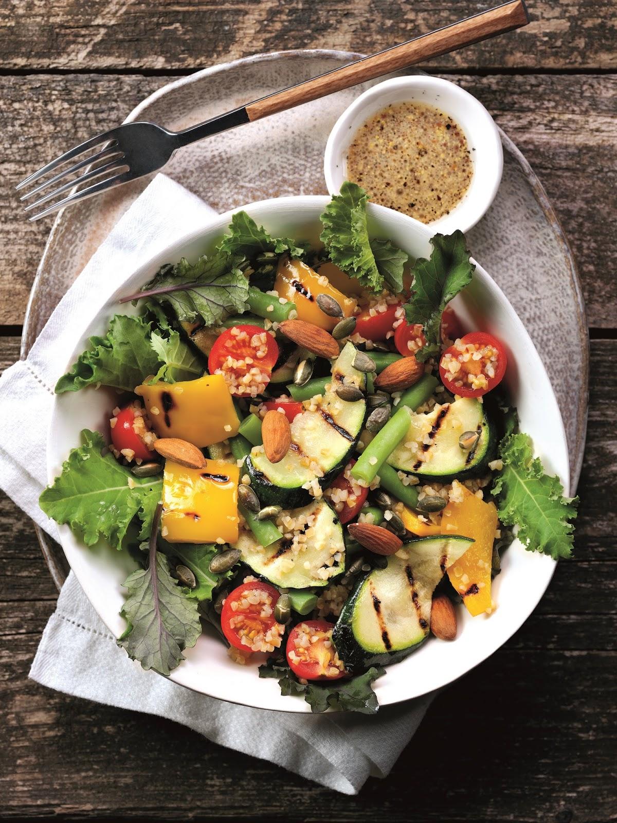 21st Century Salad