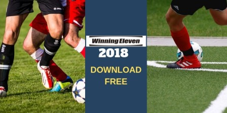 Download Winning Eleven 2018 Apk