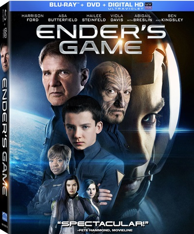 Ender's Game 1080p HD