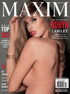 Revista Maxim Australia-Febrero 2016 PDF Digital