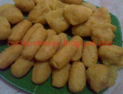 Foto Resep Pempek Kentang Vegetarian Vegan Sederhana Spesial Lembut dan Empuk Asli Enak.