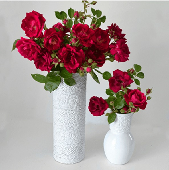 sevgiliye el emeği vazo