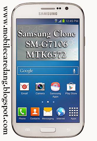 China Clone Samsung Galaxy SM-G7106 Mtk 6572 new-update