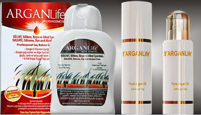 Argan Life Hair Care Product