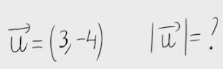 8.Módulo de un vector