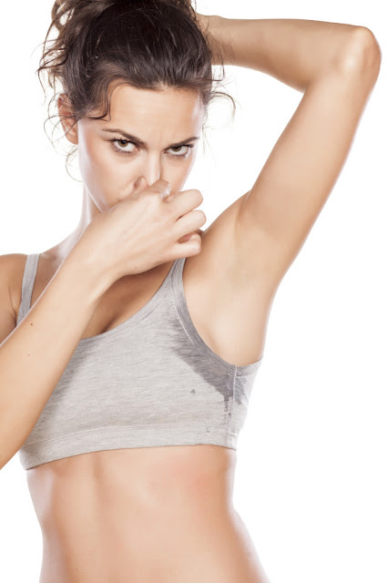How To Remove Underarm Odor