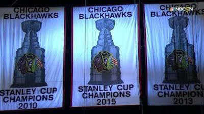 Chicago Blackhawks 2010 vs 2013 vs 2015