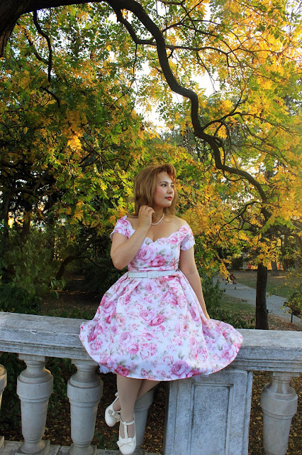 1950s  50s dress auris lothol photography cute foto