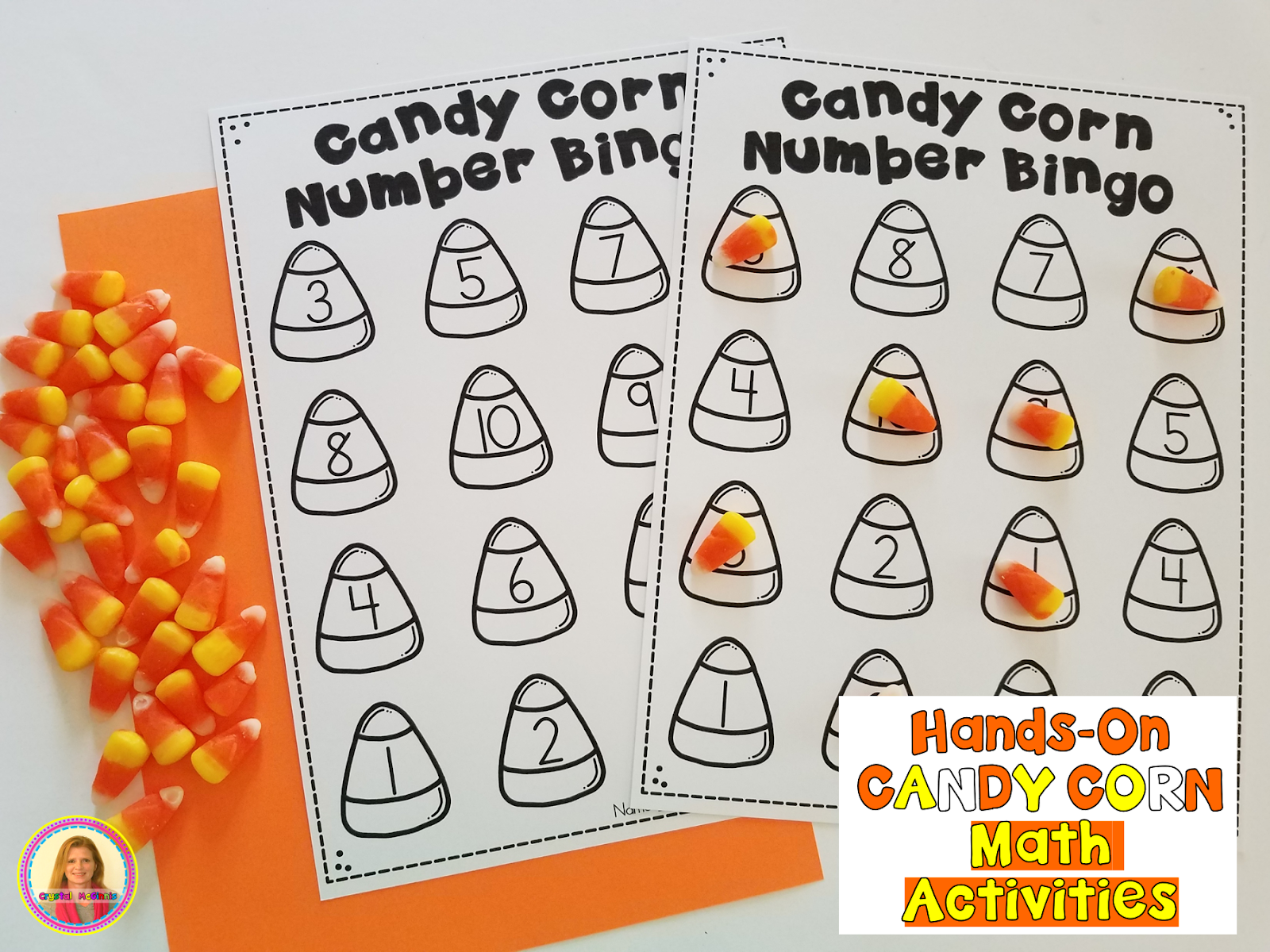 9 Candy Corn Math Activities