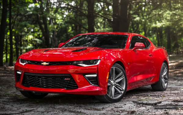 2016 Chevrolet Camaro V-6 Automatic Review