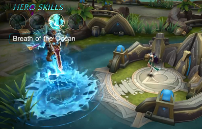 Skill 2 Kadita Mobile Legends
