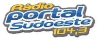 Rádio Portal Sudoeste FM 104,3 de Livramento de Nossa Senhora BA