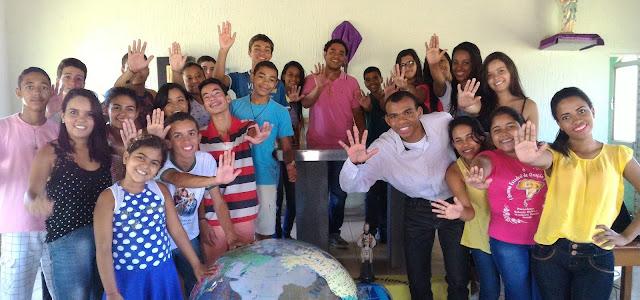 Jovens da Forania de Gurupi (TO) recebem formação missionária