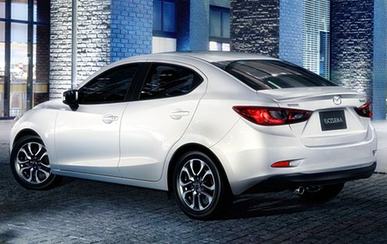 2016 mazda 2 sedan price and specs   car drive and feature